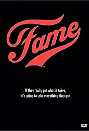 On Location with: FAME Poster