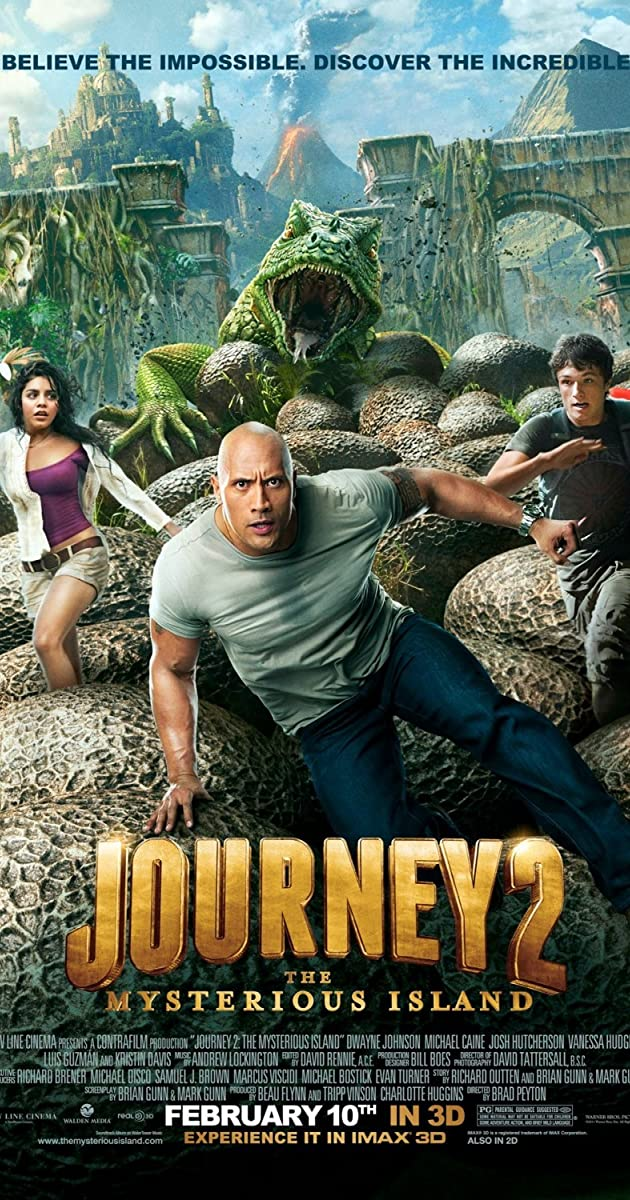 Journey 2: The Mysterious Island 2012 BRRip