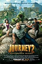 Journey 2: The Mysterious Island (2012) Poster