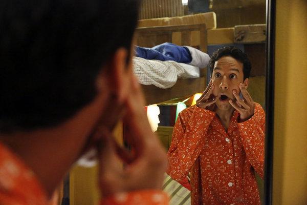 Danny Pudi in Community (2009)