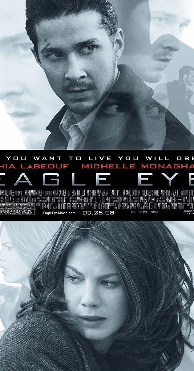 Eagle Eye 2008 BRRip