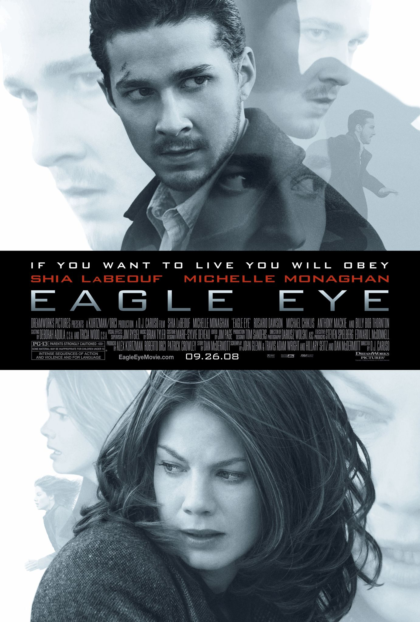 Image Eagle Eye Watch Full Movie Free Online