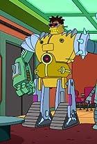 Image of Futurama: The Six Million Dollar Mon