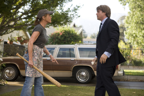 Cary Elwes and Jane Fonda in Georgia Rule (2007)