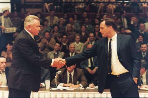 Jon Voight and Josh Lucas in Glory Road (2006)