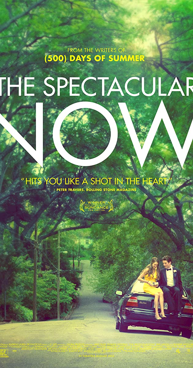 Nuostabi dabartis / The Spectacular Now (2013) Online
