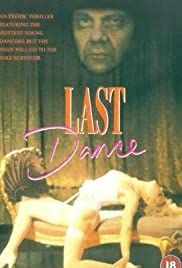 Last Dance(1992) Poster - Movie Forum, Cast, Reviews