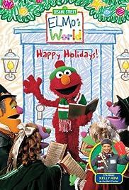 Elmo's World: Happy Holidays! Poster