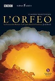 L'orfeo: Favola in musica by Claudio Monteverdi Poster