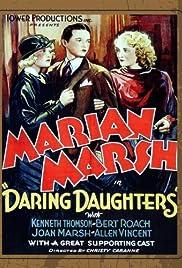 Daring Daughters Poster