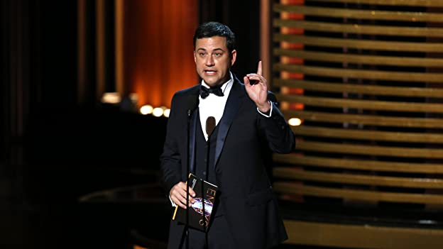 Jimmy Kimmel at The 66th Primetime Emmy Awards (2014)