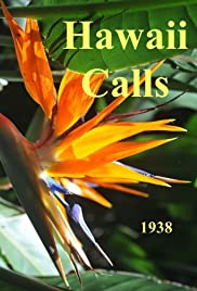 Hawaii Calls Poster