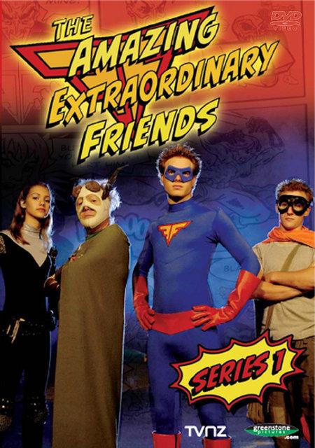 Amazing Extraordinary Friends (2006)