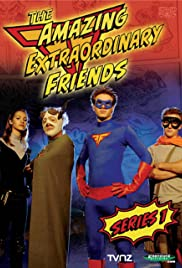 Amazing Extraordinary Friends Poster