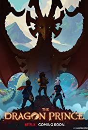 The Dragon Prince (Season 02) (Hindi)
