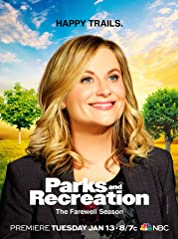 Parks and Recreation - Season 7 poster