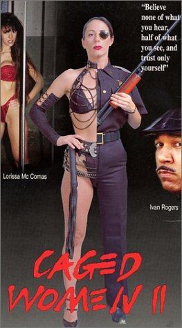 Lorissa McComas in Caged Women II (1996)
