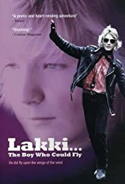 Lakki... The Boy Who Could Fly Poster