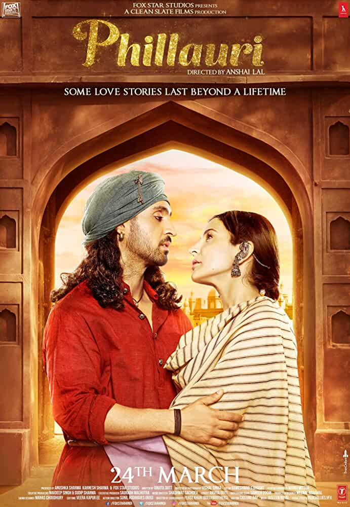 Phillauri 2017 Hindi Dual Audio 480p BluRay 400MB