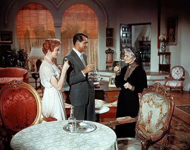 Cary Grant, Deborah Kerr, and Cathleen Nesbitt in An Affair to Remember (1957)