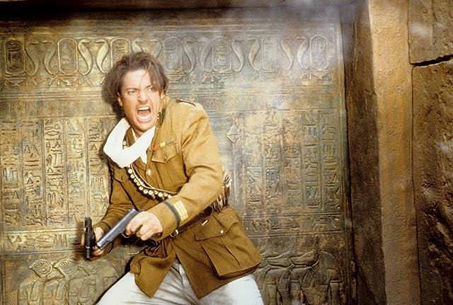 Brendan Fraser in The Mummy (1999)