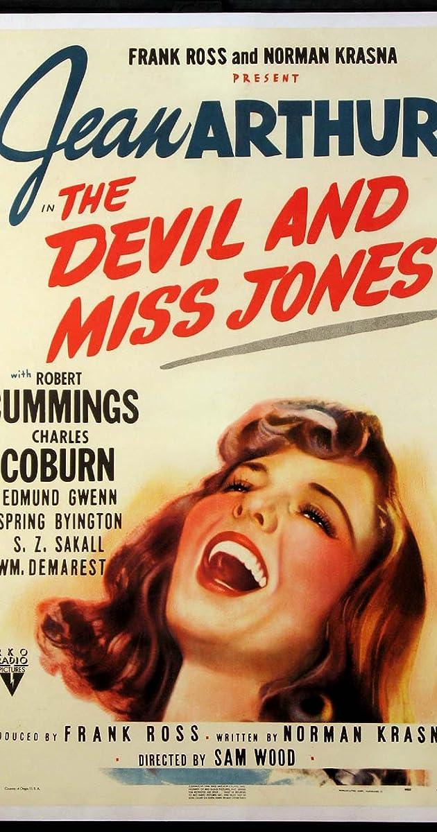 devil of miss jones