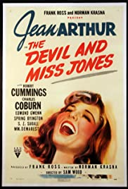 The Devil and Miss Jones (1941) Poster - Movie Forum, Cast, Reviews