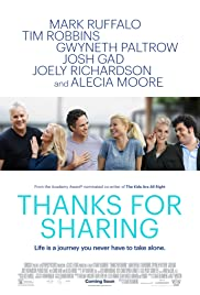 Thanks for Sharing (2012) Poster - Movie Forum, Cast, Reviews