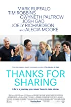Thanks for Sharing (2012) Poster