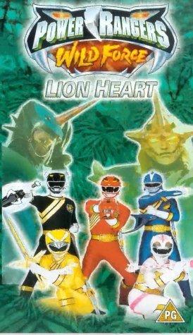 Poster Power Rangers Wild Force