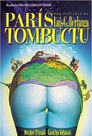 Paris-Timbuktu Poster