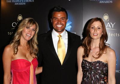 Tracy Hutson, Michael Moloney, and Paige Hemmis