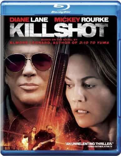 Killshot 2008 Hindi Dual Audio 480p BluRay full movie watch online freee download at movies365.ws