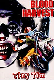 Blood Harvest Poster