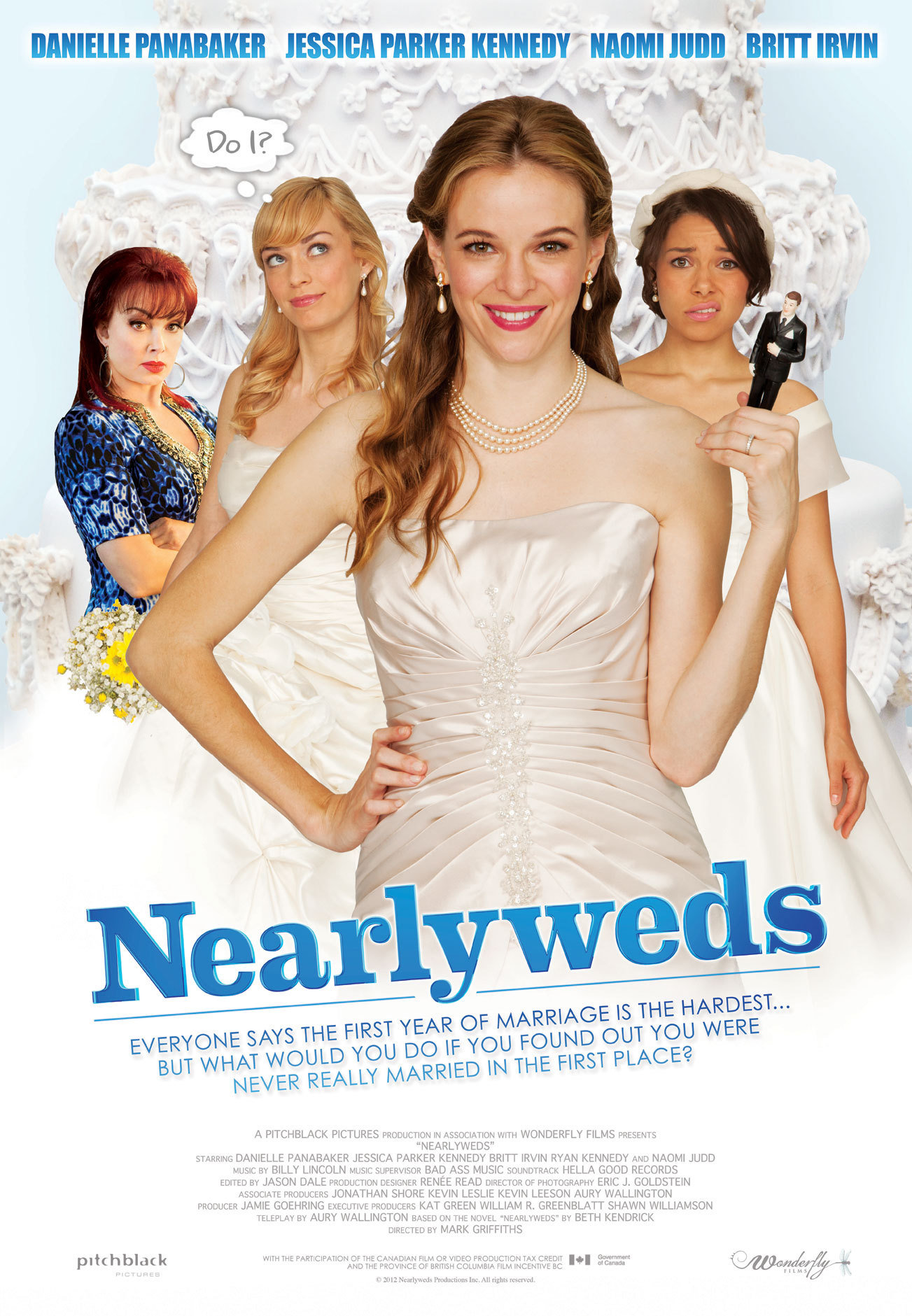 image Nearlyweds (2013) (TV) Watch Full Movie Free Online