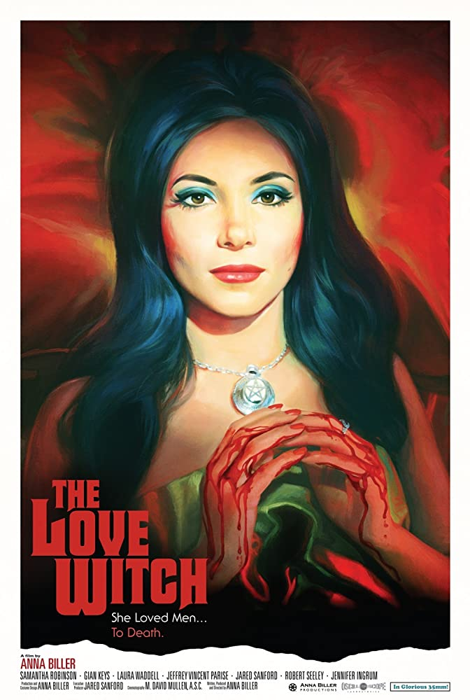 The Love Witch 2016 720p WEB-DL 700MB