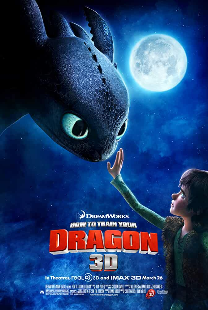 How to Train Your Dragon >> 30s review