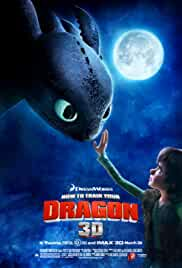 How to Train Your Dragon 2010 BluRay 720p 1.2GB [Hindi DD 5.1 – Eng DD 5.1] ESubs MKV