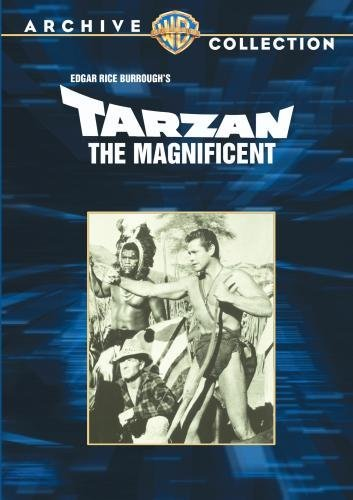 image Tarzan the Magnificent Watch Full Movie Free Online
