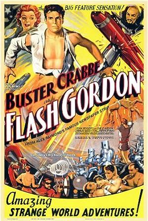 Flash Gordon poster
