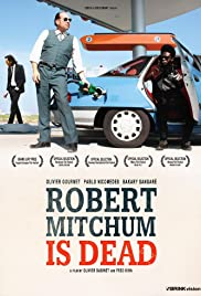 Robert Mitchum est mort Poster