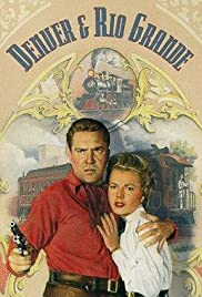 Denver and Rio Grande Poster