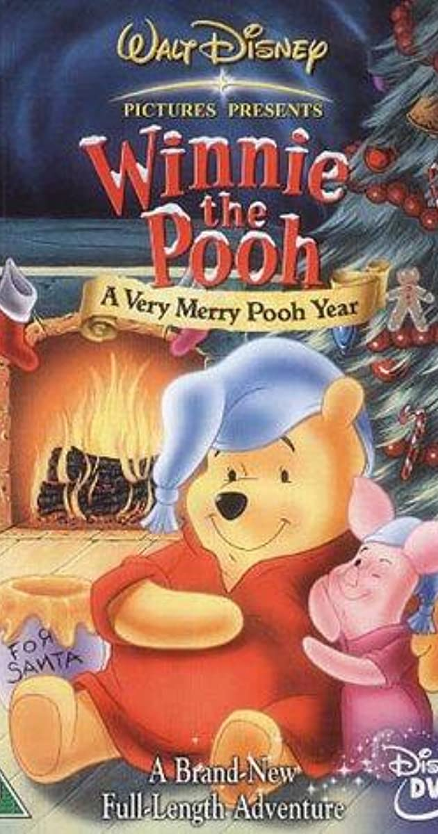 winnie the pooh a very merry pooh year 2002 imdb. Black Bedroom Furniture Sets. Home Design Ideas