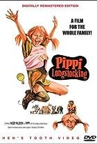 Pippi Longstocking (1969) Poster