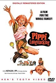 Pippi Longstocking (1969) Poster - Movie Forum, Cast, Reviews