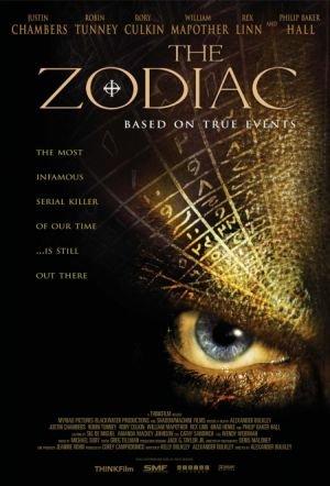 Poster Der Zodiac Killer