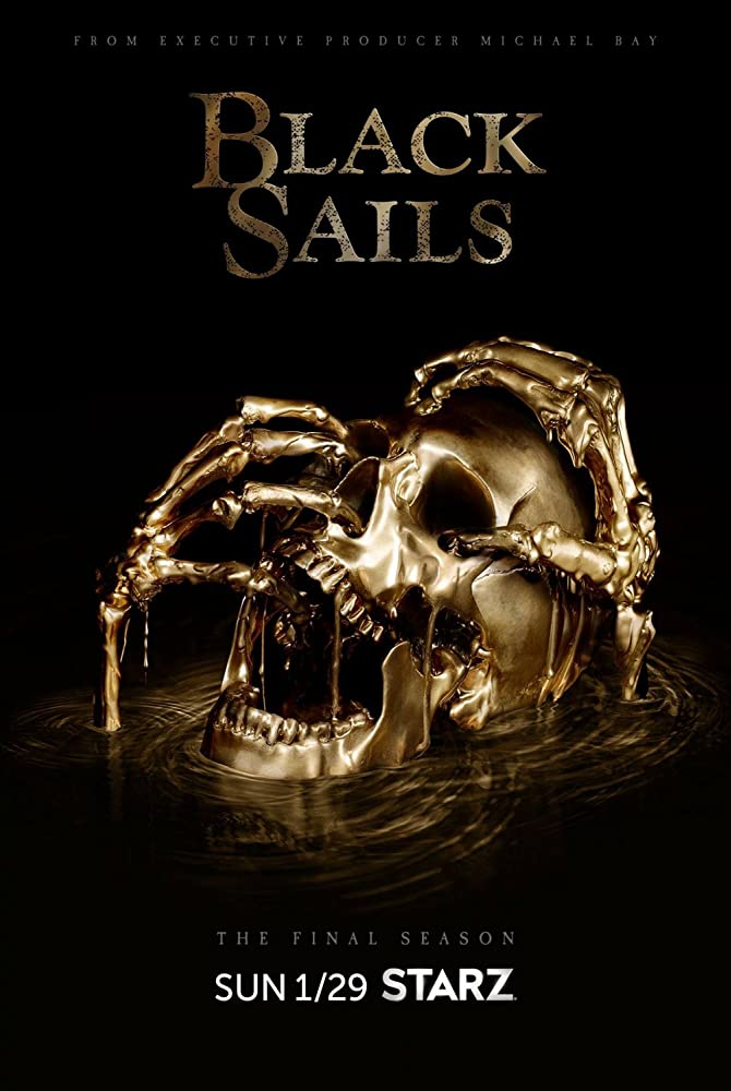 Assistir Black Sails Dublado e Legendado Online
