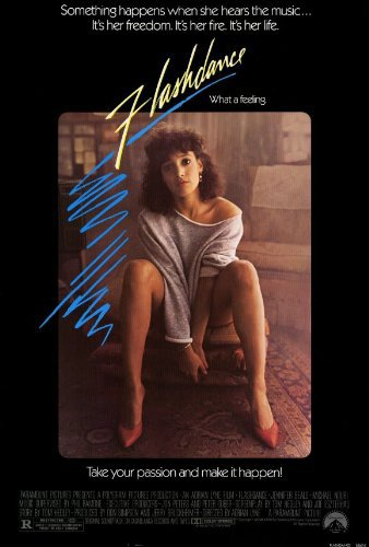 Flashdance BluRay