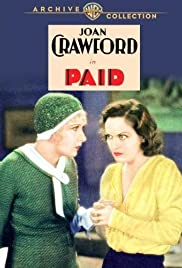 Paid (1930) Poster - Movie Forum, Cast, Reviews