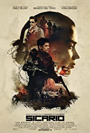 Sicario (2015) Poster - Movie Forum, Cast, Reviews